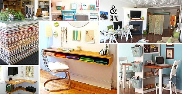 Desks Inspirational Ideas