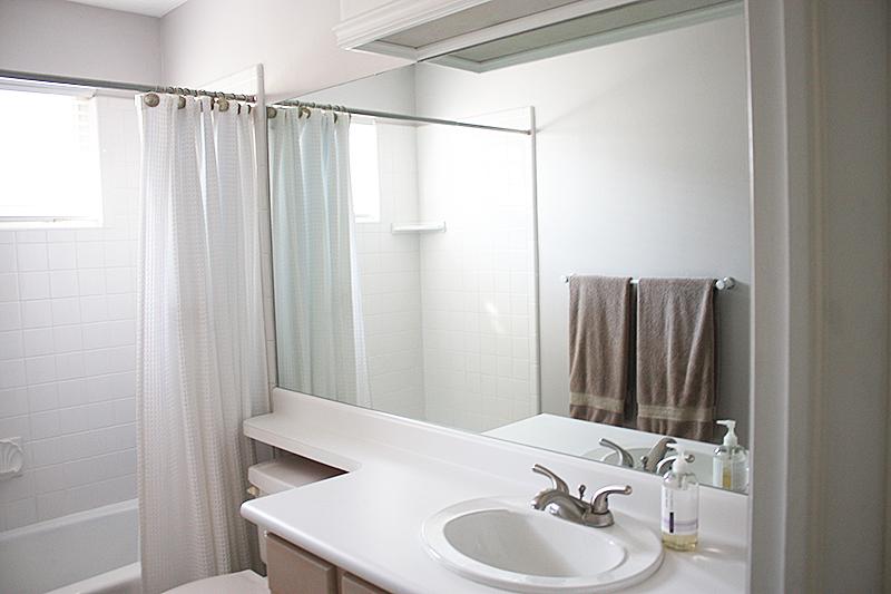 Simple Guest Bath
