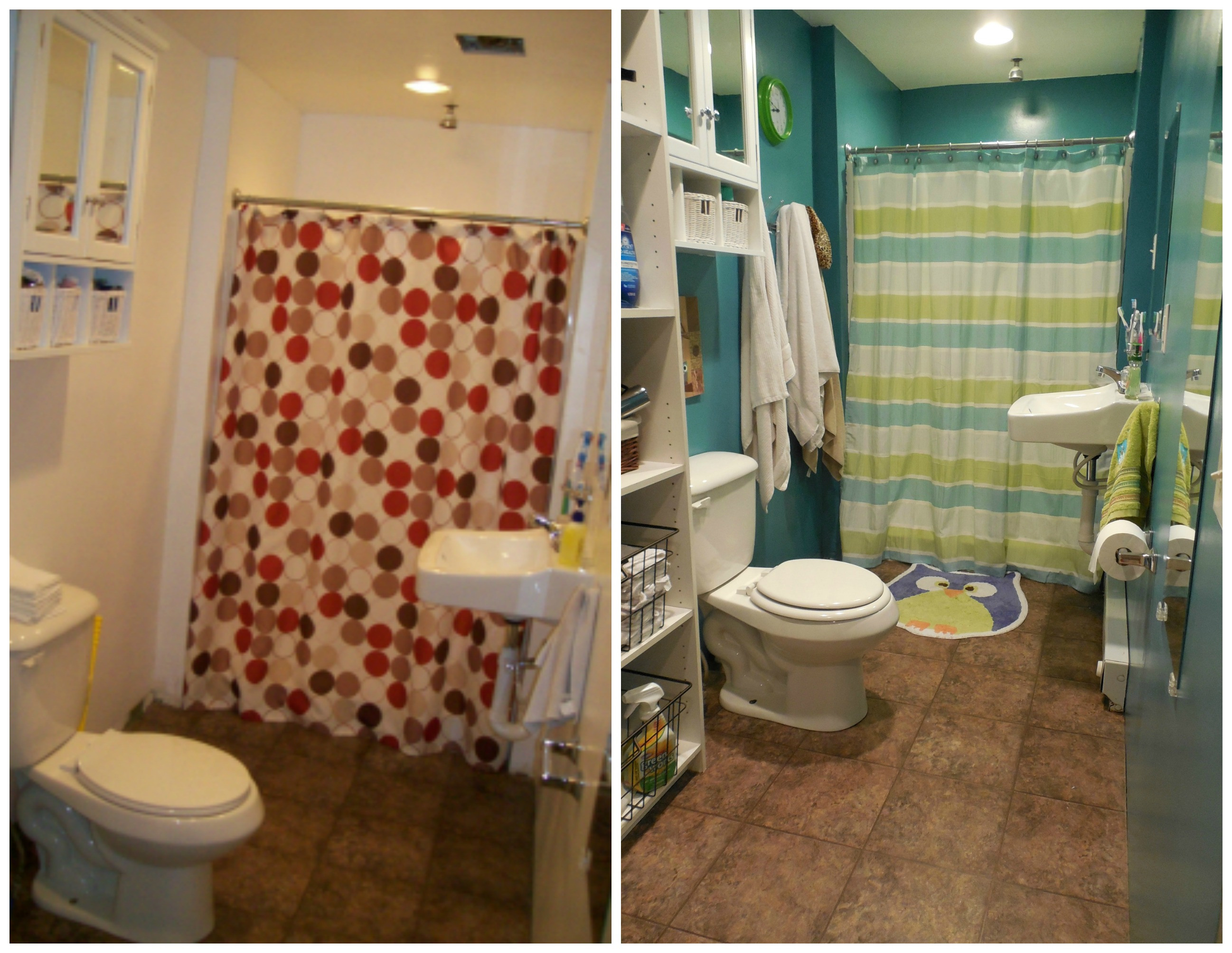 Bathroom interior design ideas for How often should you change your shower curtain