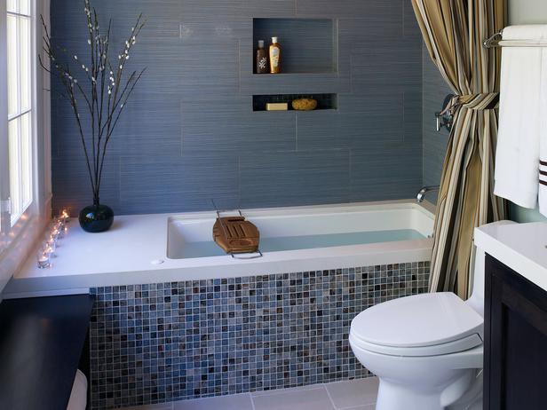 Mosaic Bathtub