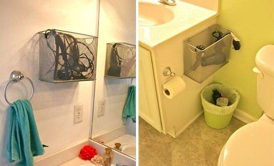 Decorative Sink Area