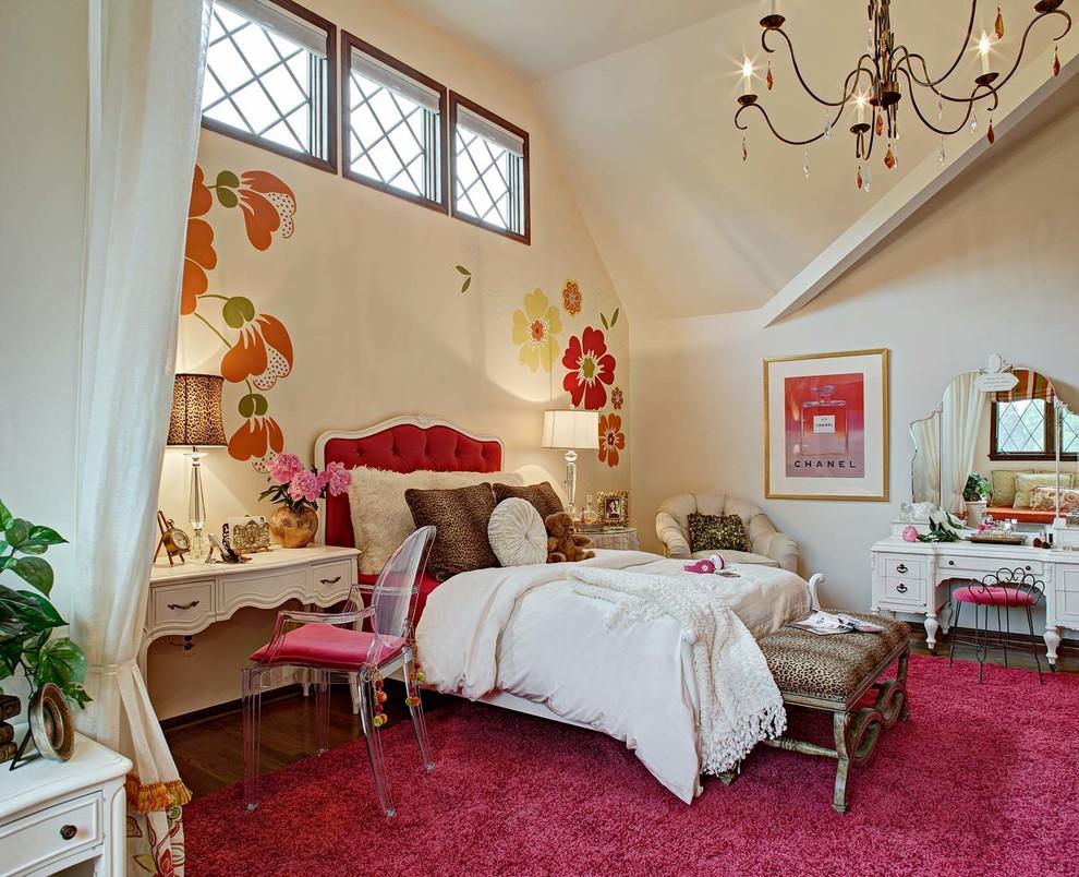 teenage girl bedroom wall designs on Teenage Room Design Girl  id=16647