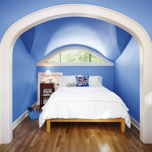 bedroom attic storage ideas - Elegant attic bedroom designs ideas