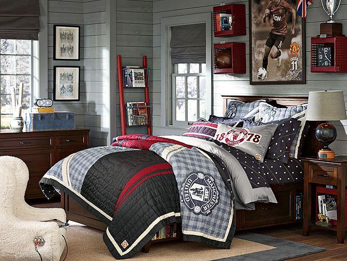 Ideas for Boys Teenage Bedroom on Rooms For Teenage Guys  id=18941