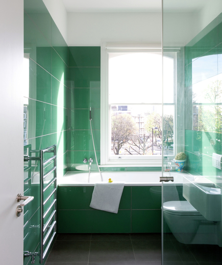 Simple Bathrooms With Cool Designs