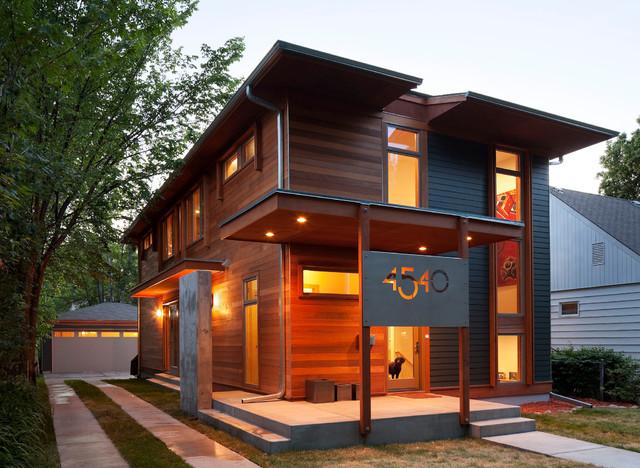 Urban green exterior design