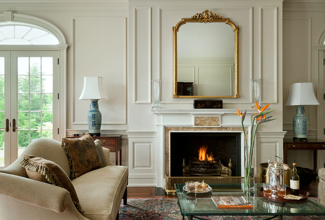 Panel Moulding Ideas For Interior Designing