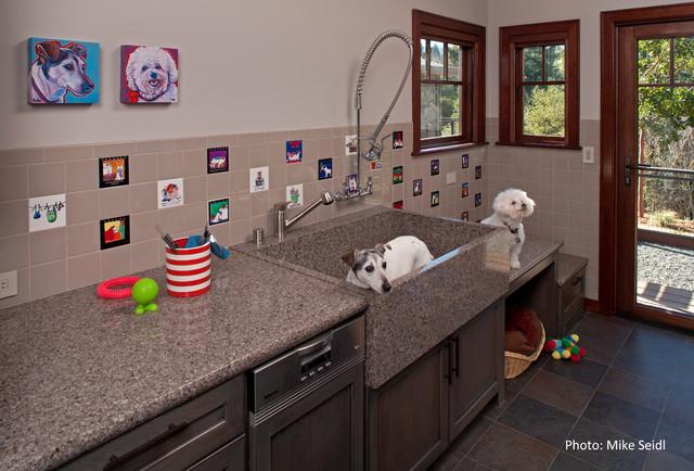 Dogs Grooming Sink Designs