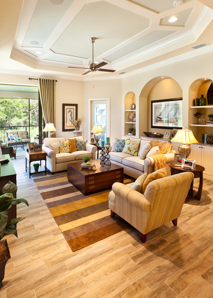 Modern Decorating Ideas for Living Rooms