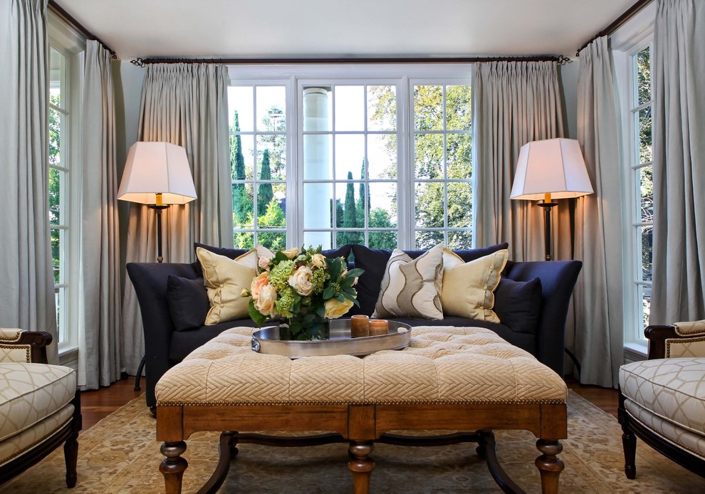10 Stylish French Pleated Curtains