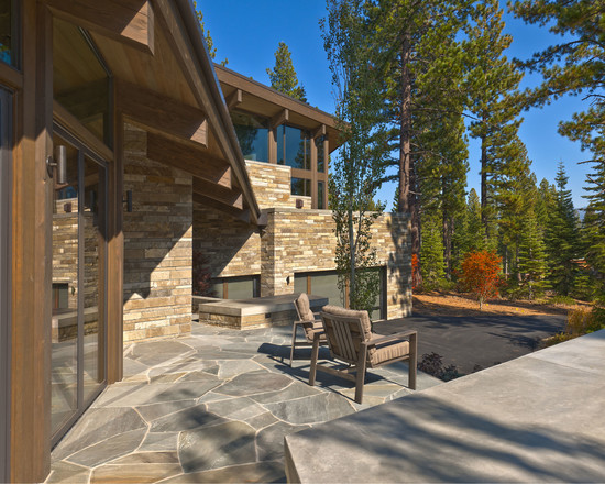 Patio with the stunning surrounding environment
