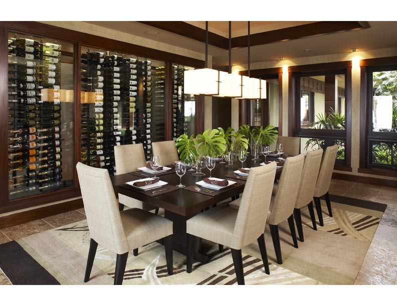 Dining room decortaing idea