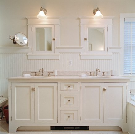 cottage style mirrors bathrooms white beadboard for bathroom vanity ideas 17978