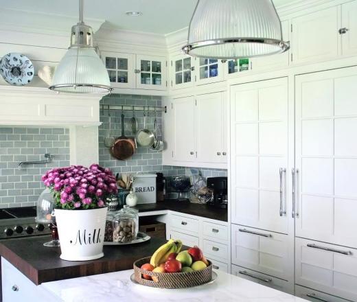 vintage kitchen style