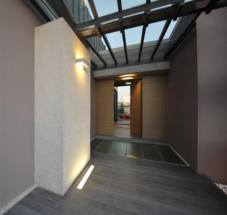 Thiva House Modern urban Home Design by Takis ... on Interior:ybeqvfpgwcq= Modern House Ideas  id=14129