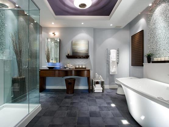 Floors in Grey