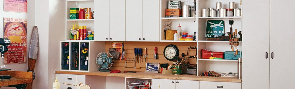 6 Amazing ideas for your garage remodelling