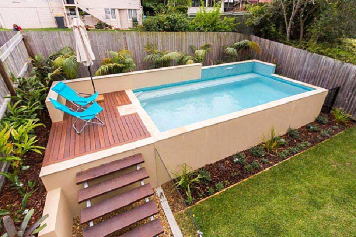 Install An Above Ground Swimming Pool